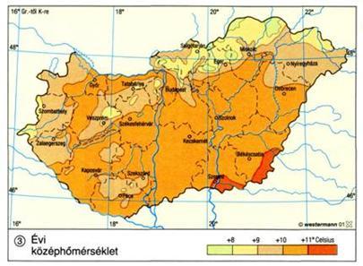 Legmagasabb hőmérséklet magyarországon